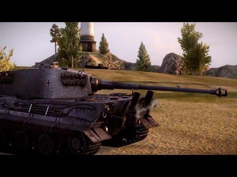 World of Tanks (Xbox 360)