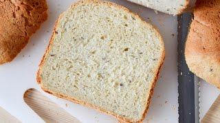 Пшеничный хлеб в хлебопечке ☆ Дрожжевой хлеб