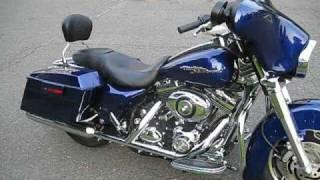 4. 2007 Harley Davidson FLHX Street Glide
