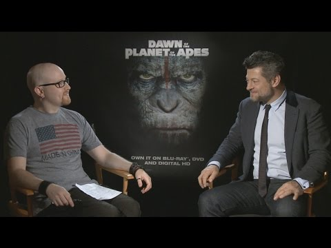 Andy Serkis - With Matt Reeves' Dawn of the Planet of the Apes arriving on DVD and Blu-ray December 2nd, I got the opportunity to sit down with Andy Serkis to talk about t...
