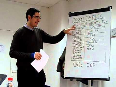 Nuevo vídeo- Actividad OpenOffice