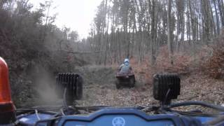 3. Yamaha Grizzly 700 & Yamaha Grizzly 350 off-road (Part 4)