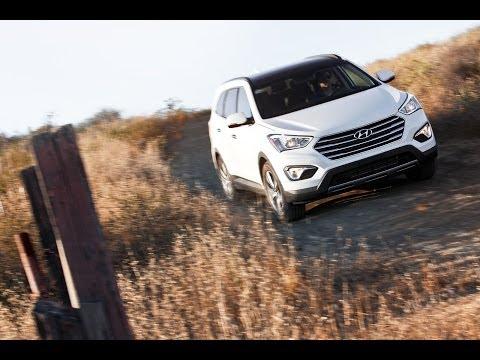2014 Hyundai Santa Fe Video Review — Edmunds.com