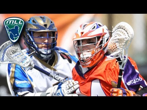 MLL Week 4 Highlights: Charlotte Hounds at Hamilton Nationals_Lacrosse, NLL National Lacrosse League. NLL's best of the week