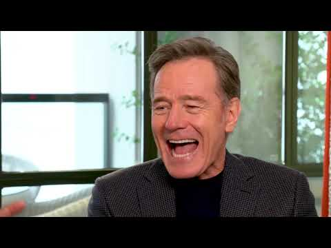 Bryan Cranston Imitates Kevin Hart   The Upside   Laugh Out Loud Network