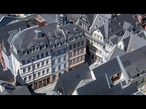 Frankfurts neue Altstadt: Ein bisschen wie Museum