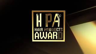 Hair Products Awars 2018 / Cerimonia di Premiazione