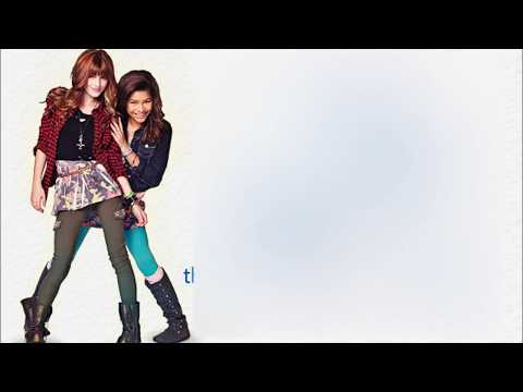 Zendaya & Bella Thorne - Something To Dance For/TTYLXOX (Mash-Up) - Lyrics On Screen