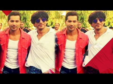 Shah Rukh Khan Ropes In Varun Dhawan F...