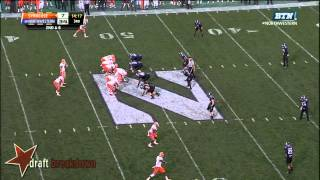 Sean Hickey vs Northwestern (2013)