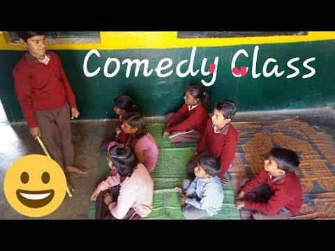 Classroom Comedy Skit||Student and Teacher skit||Funny skit on classroom