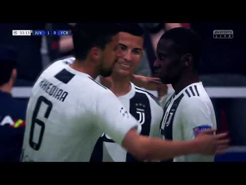 Cristiano Ronaldo Destroyed FC Bayern  FIFA 19 |ps4 Pro 500 Million Limited Edition