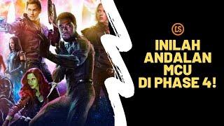 Download Video Deretan Film Masa Depan Marvel di Phase 4 | Penuh Kosmik MP3 3GP MP4