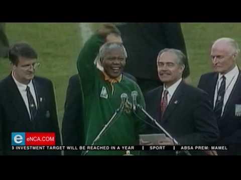 Mandela memorable moments - #Mandela100