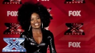 Yes, I Made It! Lillie McCloud - THE X FACTOR USA 2013