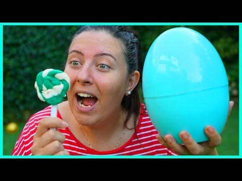 Havuzda Süpriz Yumurtalar Buldum l Çocukcuk