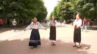 На Проскурівській лунала жива музика