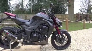 4. 2016 Kawasaki Z1000 ABS Sugomi Edition.     Watch this before you buy one