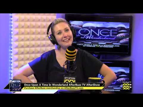 """Once Upon A Time In Wonderland After Show Season 1 Episode 6 """"Who's Alice?"""" 