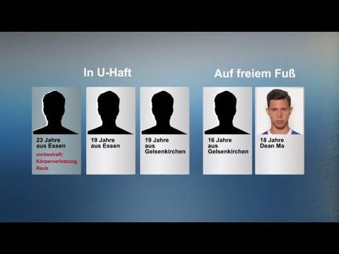 Essen: Mutmaßlicher Lockvogel der Vergewaltiger-Bande auf der Flucht