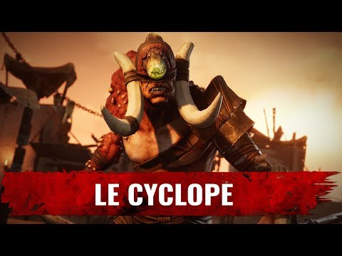 Remnant: From the Ashes | Le Cyclope de Remnant : From the Ashes