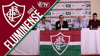 Fluminense fecha com Under