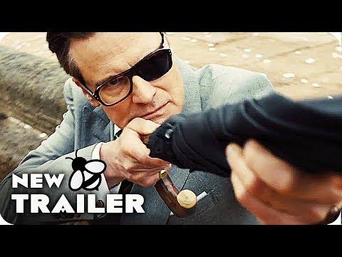 KINGSMAN 2 Trailer 2 (2017) The Golden Circle