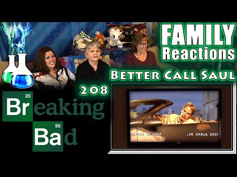 Breaking Bad | 208 | Better Call Saul | FAMILY Reactions