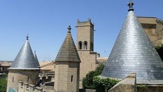 Olite Spain  city photos gallery : Olite Castle, Navarra-SPAIN 2015