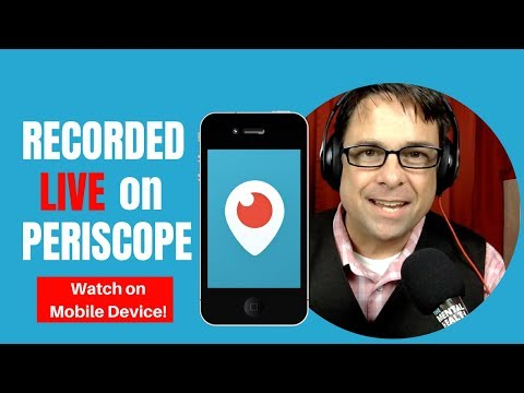 How Does Anxiety Stress and Depression Affect Your Life? (Periscope Session)