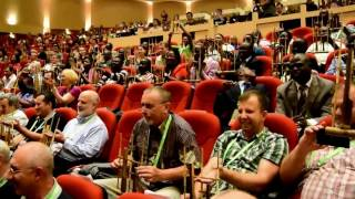 Video Angklung Music Indonesia - the 2nd Congress of Nation EE International MP3, 3GP, MP4, WEBM, AVI, FLV Juli 2019