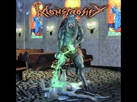 Monstrosity - Angel Of Death (Slayer cover)