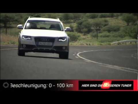 Audi A4 allroad 2.0 TFSI quattro - Der Audi A4 allroad 2.0 TFSI quattro verfügt über einen Reihen-4-Zylinder-Ottomotor mit Benzindirekteinspritzung. Mit...
