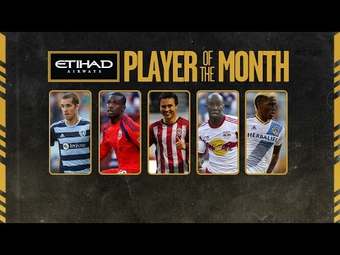 Video: Etihad Airways Player of the Month Nominees: July