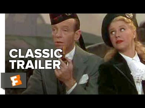 The Barkleys Of Broadway (1949) Official Trailer - Fred Astaire, Ginger Rogers Movie HD