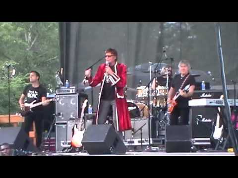 Mark Lindsay (Live)--Step Out On Me and Just Like Me--2013 Indiana State Fair