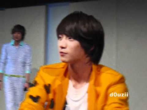 Ageyo - Full of ageyo Channie Channie Gong Chan Shik~~ !!! He waas right in front of meeeee! He's totally a pororo. O_O.