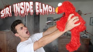 (SIRI IN ELMO) DO NOT PLAY WITH ELMO AND SIRI AT 3AM! ONE MAN HIDE AND SEEK WITH SIRI INSIDE ELMO!Today we put siri inside elmo and did a 3 am challenge! We played one man hide and seek with siri inside the haunted elmo! Siri was haunted and the elmo was haunted too! This was crazy to do this 3am challenge with the scary elmo and siri in elmo! Dont play with elmo and siri at 3am! This is why.Support me for 100% FREE! http://gawkbox.com/mikeymanfs😃 SUBSCRIBE ► http://bit.ly/JOINTHELOCALS ★ PREVIOUS VIDEO ►https://www.youtube.com/watch?v=Je6t2Wh3L5IMy second channel! https://www.youtube.com/channel/UC1FJGtvuzxU7Nq_mYiwxBsw★ TURN ON MY POST NOTIFICATIONS FOR SHOUTOUTS IN MY VLOG★---------------★FOLLOW MY SOCIAL MEDIA► (pls :)★MY INSTAGRAM► (@Mikeymanfs) http://instagram.com/mikeymanfsMY TWITTER► @Mikeymanfs) http://twitter.com/mikeymanfsMY FACEBOOK► https://www.facebook.com/mikeymanfsMY SNAPCHAT► mikeymanfss---------------★PO BOX!★Mike ManfrePO Box 25Bayville NJ 08721---------------★How to get a SHOUTOUT!★-Be SUBSCRIBED to my YouTube channel.-Take a screenshot of my page.-Post it on your Instagram.-Hashtag #MikeyManfs and tag me (@MikeyManfs) in the photo.----------------Outro music = Another Day in Paradise https://soundcloud.com/quinnxcii-----------------Ademir:https://www.youtube.com/channel/UCp5Lou0WVg28V5LhFt-rv2Q-----------------★A little about me★Hey Guys! Mikey Manfs here! A little about myself, I make awesome 24 Hour Challenge and Overnight Challenge videos! As well as hilarious and funny Walmart videos, 3 AM challenges! You want to see the funniest pranks on youtube? Hit that subscribe button! Really interesting and funny vlogs as well!
