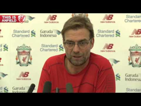 West Ham V Liverpool Jurgen Klopp Plays Down Hammers' Approach Prior To Joining Reds