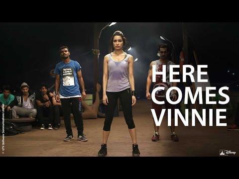 Here Comes Vinnie | Disney's ABCD 2 | Shraddha Kap