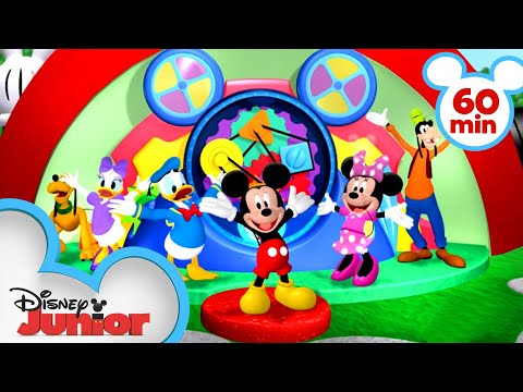 Video Hot Dog Dance (1 hour) | Mickey Mouse Clubhouse | Disney Junior download in MP3, 3GP, MP4, WEBM, AVI, FLV January 2017