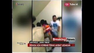 Video Kepanikan Warga Rusunawa Wonocolo Pasca Bom Rakitan Meledak - Breaking iNews 13/05 MP3, 3GP, MP4, WEBM, AVI, FLV Mei 2018