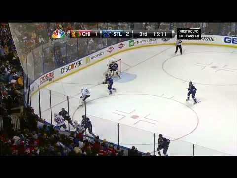 NHL St Louis Blues  vs Chicago Blackhawks  (19.04.2014)