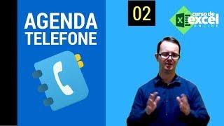 Você quer saber como fazer uma agenda de telefone no Excel? Bom você vai aprender de modo simples e bem fácil, muitas...