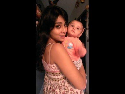 Shriya Unseen Personal Family Video