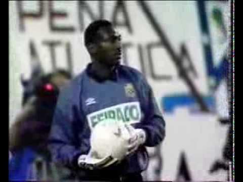 Songo'O with Deportivo La Coruna 1996