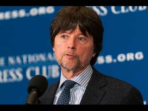 Ken Burns speaks about The Roosevelts at the National Press Club - Sept. 15, 2014