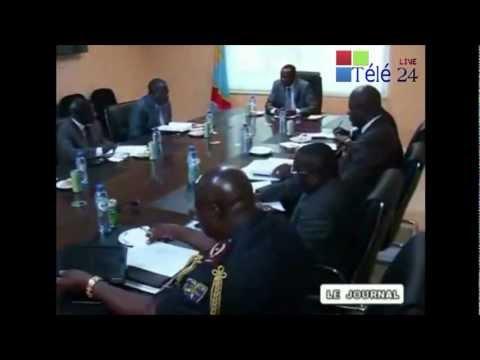 TÉLÉ 24 LIVE:  Depuis quelques jours Kinshasa  vit au rythme des attaques  à main armée, les volent des véhicules, les motos et naissance des mouvements rebelles