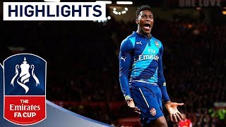 Video Manchester United 1-2 Arsenal (2015 FA Cup R6) | Goals & Highlights MP3, 3GP, MP4, WEBM, AVI, FLV November 2018