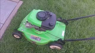 8. 1998 Lawnboy 10247H, Stihl FS250R & BR430 In Action